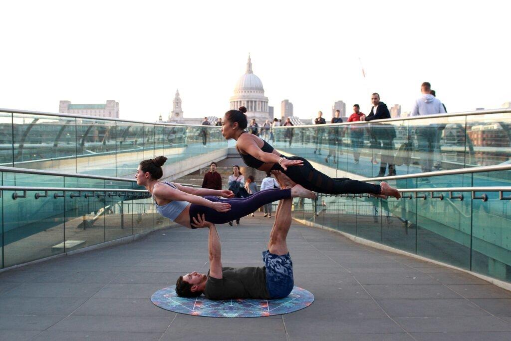 Corporate wellness events London